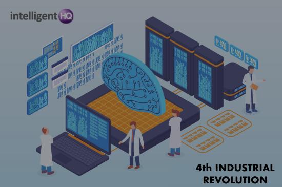 4IR – AI, Blockchain, Fintech, IoT
